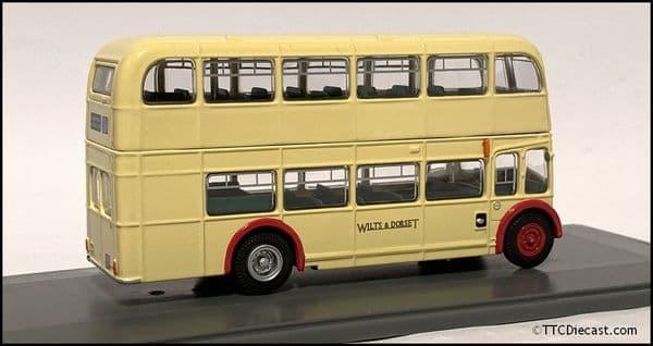CORGI OM40821B - Bristol Lodekka FS - Wilts & Dorset - Rte 38a Bournemouth